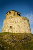 Martello Tower - Saint John NB - VERTICAL - Bruce Kemp - BAK_5901